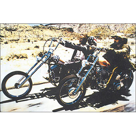 Mustang Easy Rider Poster