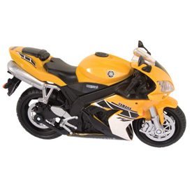 New Ray Die-Cast Yamaha R-1 Motorcycle Replica