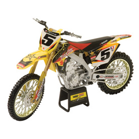 New Ray Ryan Dungey Rockstar/Makita/Yoshimura RMZ450 Motorcycle