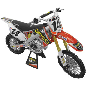 New Ray Die-Cast Honda Kevin Windham Geico Powersports Motorcycle Replica