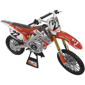 New Ray Die-Cast 22 Motorsports 2012 Chad Reed Motorcycle Replica