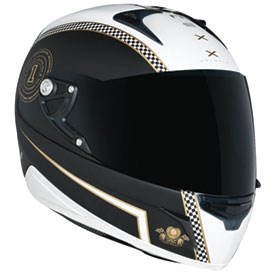 Nexx XR1R Cafe Racer Full Face Motorcycle Helmet