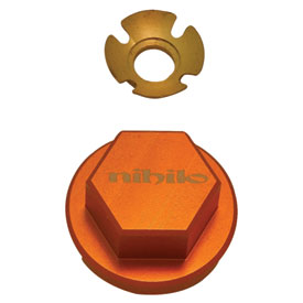 Nihilo Concepts Bog Buffel Float Bowl Nut Kit