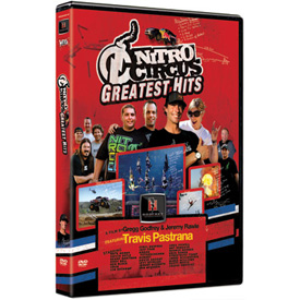 EVS Nitro Circus Greatest Hits DVD
