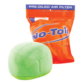 No Toil Pre-Oiled Air Filter