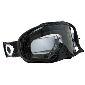 3d0b5d37e8 Oakley Crowbar Goggle. View Larger. Blue Green Frame Black Ice Iridium Lens  ...