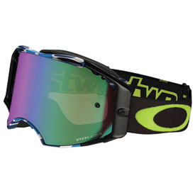 Oakley Airbrake Goggle  Chad Reed Speed Stripe Frame/Prizm MX Jade Lens