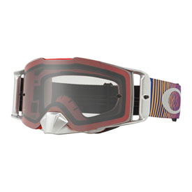 Oakley Front Line Goggle  Shockwave RB/Clear Lens