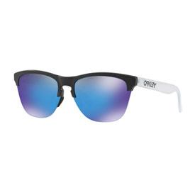 dbdb878701a Oakley Frogskins Lite Sunglasses. View Larger. Matte Black Frame Grey Green  Lens  Matte Black Frame Prizm Ruby ...