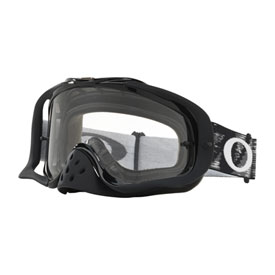 Oakley Crowbar Goggle  Jet Black Speed