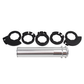 Odi Fuzion Aluminum Throttle Tube