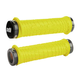 Odi Troy Lee Designs Signature Series ATV Lock-On Grips Yellow
