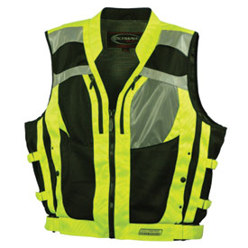 Olympia Nova 2 Hi-Viz Safety Motorcycle Vest