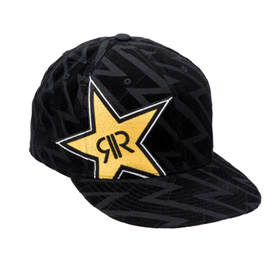 One Industries Rockstar Thunderstruck Fitted Hat