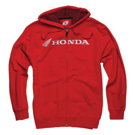 One Industries Honda Turbo Zip-Up Hooded Sweatshirt