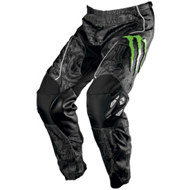 One Industries Carbon Monster Energy Pants 2012