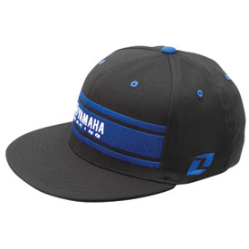 One Industries Yamaha Whiteout Flex Fit Hat