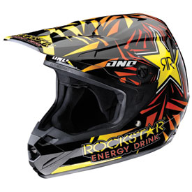 One Industries Atom Rockstar Helmet 2013