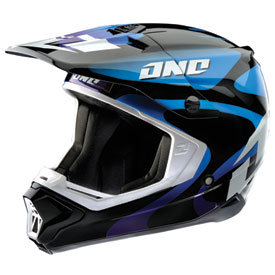 One Industries Gamma Lava Lamp Helmet 2012