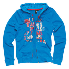 One Industries Whatsoever Ladies Zip-Up Hooded Sweatshirt