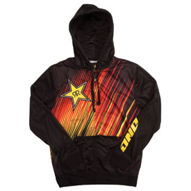 One Industries Rockstar Satellite Zip-Up Hooded Sweatshirt