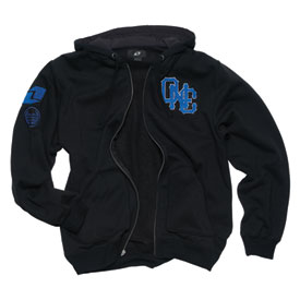 One Industries Varsity Zip-Up Hooded Sweatshirt