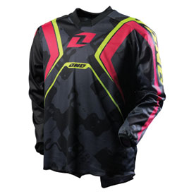 One Industries Carbon Napalm Jersey 2012