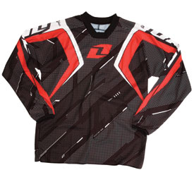 One Industries Carbon Trace Jersey 2012