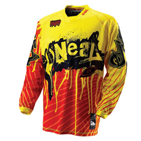 O'Neal Racing Mayhem Oozey Jersey 2012
