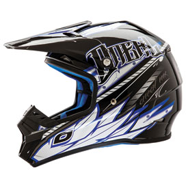 O'Neal Racing 5 Series War Paint Helmet 2013