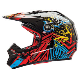 O'Neal Racing 7 Series Mayhem Roots Helmet 2013