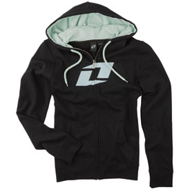 One Industries Icon ET Ladies Zip-Up Hooded Sweatshirt