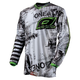 O'Neal Racing Element Toxic Youth Jersey 2013