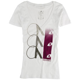 One Industries Bauhouse Ladies V-Neck T-Shirt