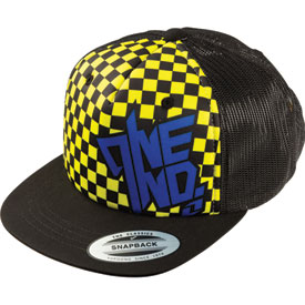 One Industries Chex Youth Snapback Hat