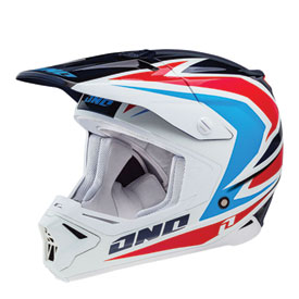 One Industries Gamma Raven Helmet 2014