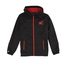 One Industries Honda Fargo Zip-Up Hooded Jacket