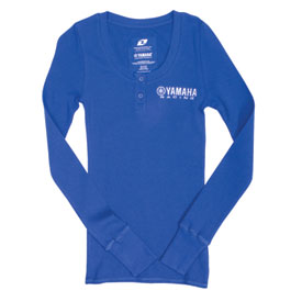 One Industries Yamaha Silas Ladies Long Sleeve Thermal T-Shirt