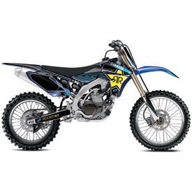 One Industries Rockstar Energy Graphic Kit 2013