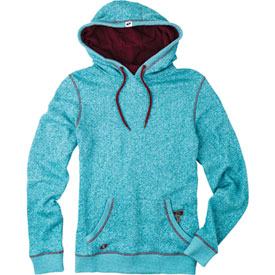 One Industries Shorty Ladies Hooded Sweatshirt