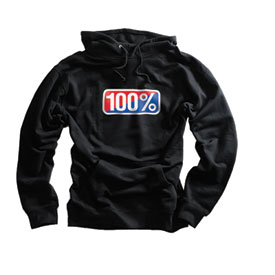 100% Classic Hooded Sweatshirt