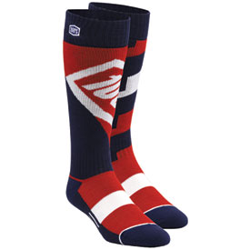 100% Youth Torque Moto Socks