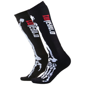 O'Neal Racing Pro MX Print Socks Size 10-13 X-Ray