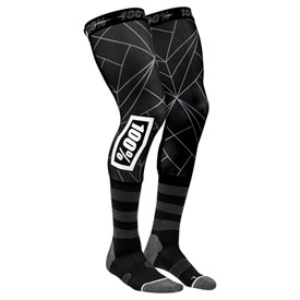 100% Rev Knee Brace Socks