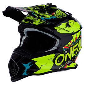 O'Neal Racing Youth 2 Series Villain Helmet
