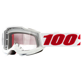 100% Youth Accuri 2 Goggle  Denver Frame/Clear Lens