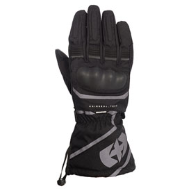 Oxford Montreal 1.0 Gloves Small Stealth Black