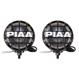 "PIAA 520 SMR Long-Range 6"" Round Lamp Kit"