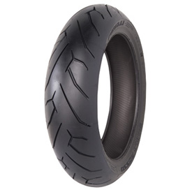 Pirelli Diablo Rosso Rear Motorcycle Tire