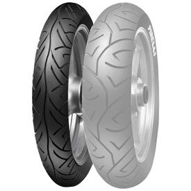 Pirelli Sport Demon Front Motorcycle Tire